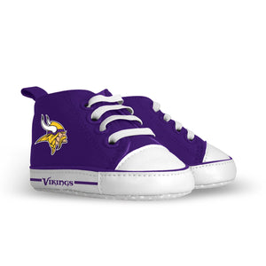 Pre-walker Hightop (1 Size fits Most) (Hanger) - Minnesota Vikings