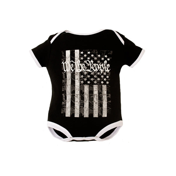 We The People Bodysuit-justbabywear
