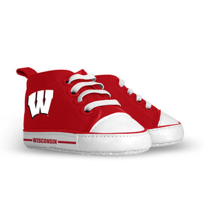 Pre-walker Hightop (1 Size fits Most) (Hanger) - Wisconsin