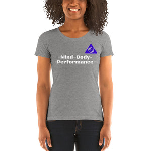 Ladies' short sleeve t-shirt - Infinium Works