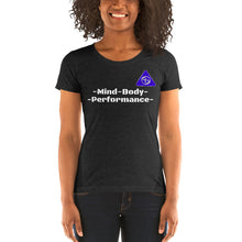 Load image into Gallery viewer, Ladies' short sleeve t-shirt - Infinium Works