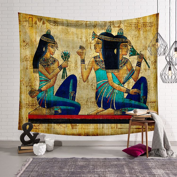 Egyptian Character tapestry Home Decoration