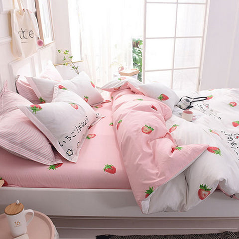 3-piece Duvet Cover Set,100% Washed Cotton Duvet Cover,Ultra Soft