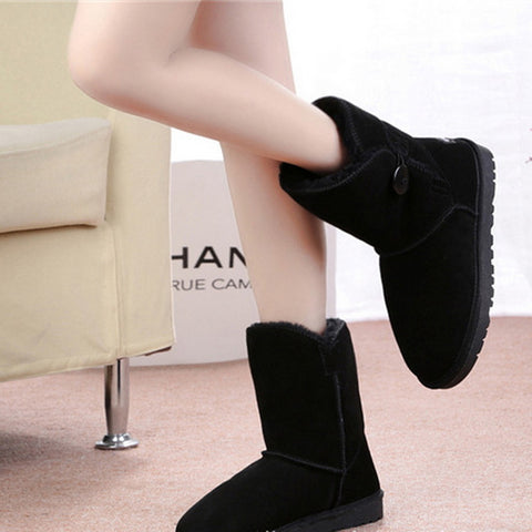 women  warm snow boots