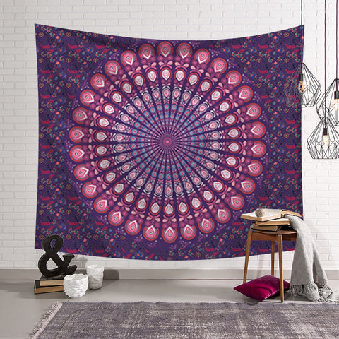 Mandala Luxury Circle Hanging Tapestries