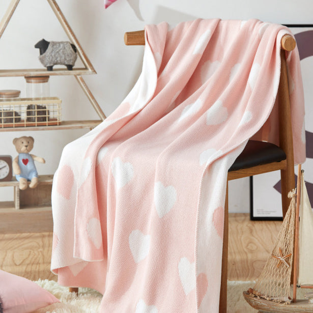 bedding Cotton Cable Knit Throw Blanket for Couch Chairs Beach Sofa