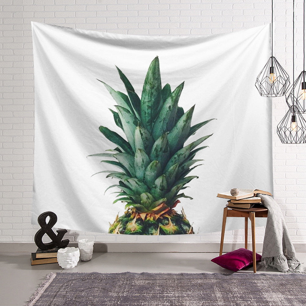 Pineapple Design Wall Hanging Tapestry