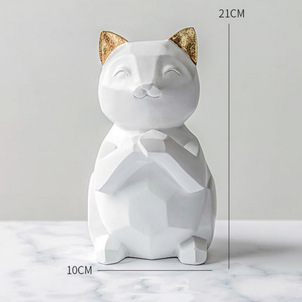 Nordic Lucky Cat Creative Decoration Modern Decoration