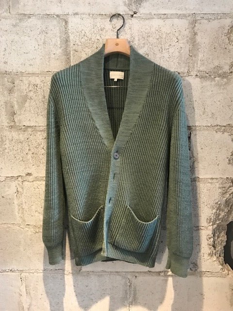 THE FORMENTERA CARDIGAN KNIT
