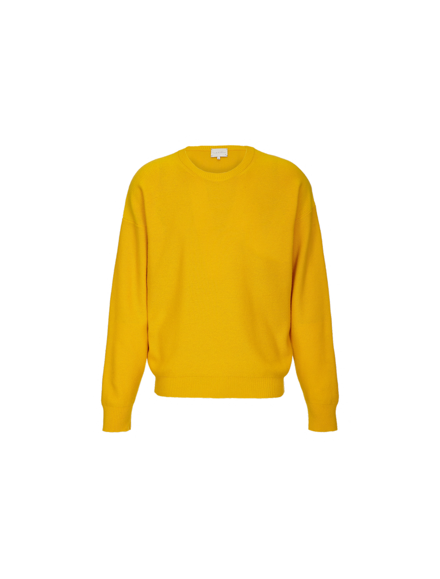 THE NOAH OVERSIZED CASHMERE BLEND SWEATER