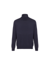 THE ANDRE MERINO WOOL TURTLE NECK SWEATER