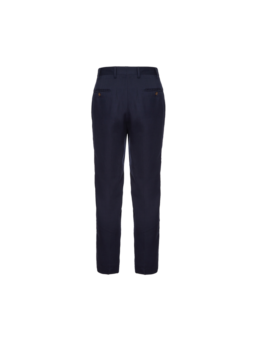 THE OCEAN TAILORED FINE WOOL PANTS