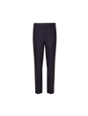 THE JONA PLEAT TAILORED FINE WOOL PANTS