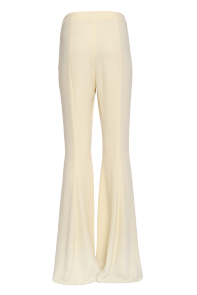 THE TESS FLUID VISCOSE FLARE PANTS