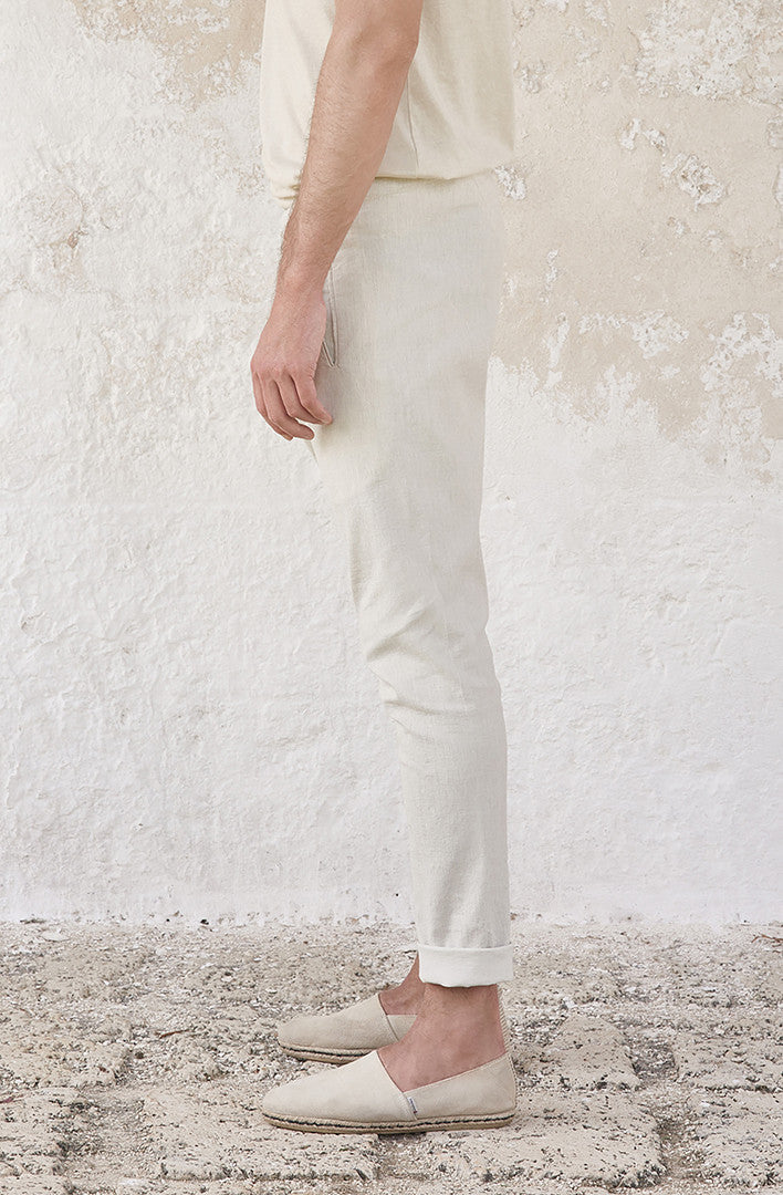 THE STRETCH STRIPE TEO PANT