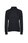 THE CORTINA CASHMERE HIGH NECK SWEATER
