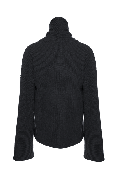 THE CORTINA CASHMERE BLEND TURTLE NECK SWEATER (CHAPTER THREE by Arjé)