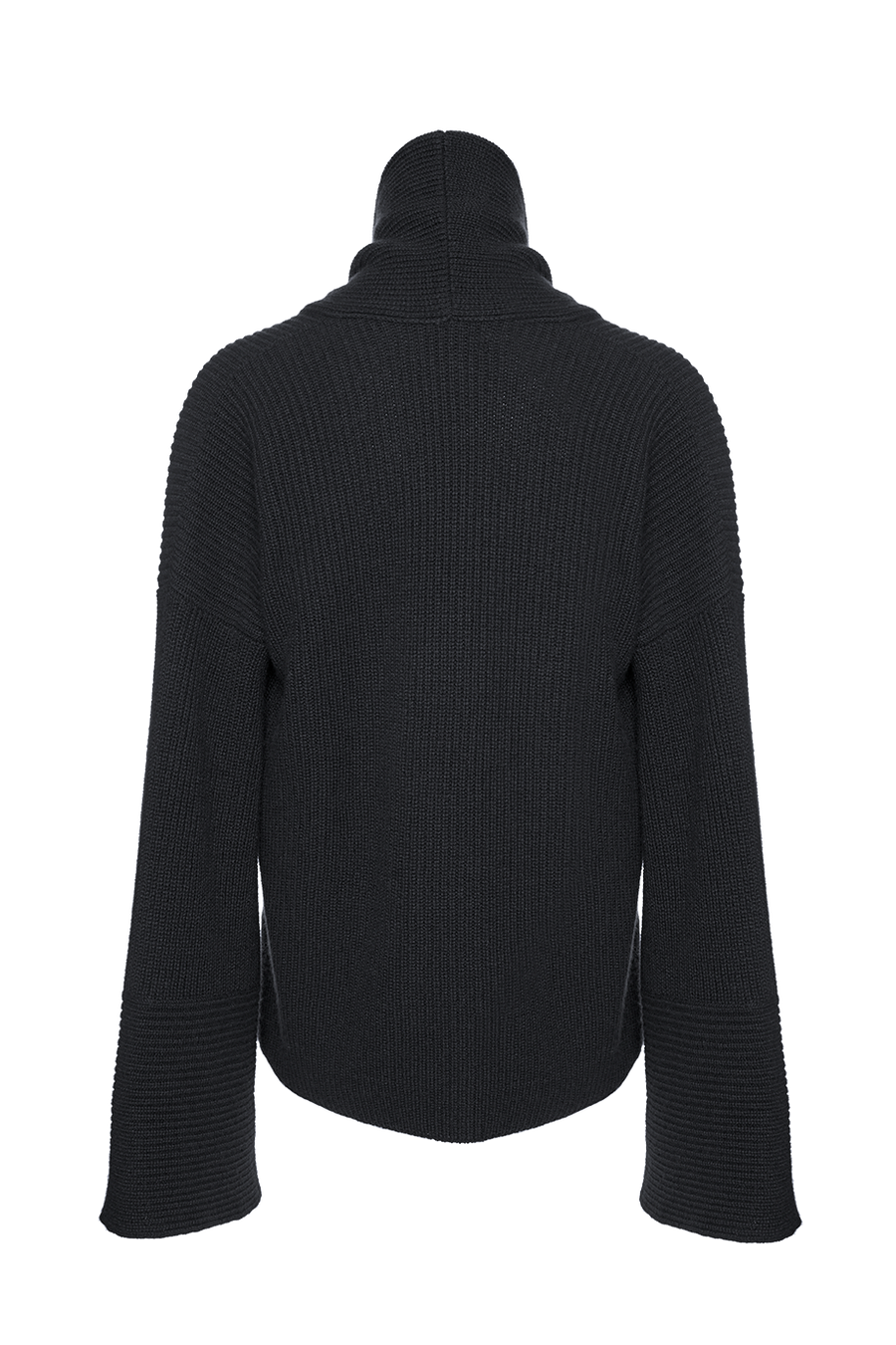 THE CORTINA CASHMERE BLEND TURTLE NECK SWEATER
