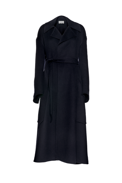 THE STELLA DOUBLE FACE CASHMERE COAT (CHAPTER THREE by Arjé)