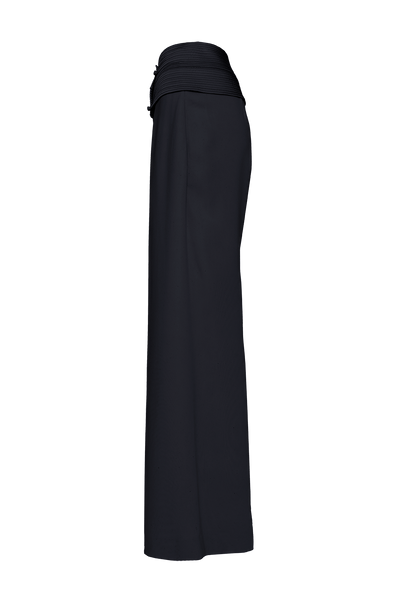 THE OBI STRETCH VISCOSE PANTS (CHAPTER THREE by Arjé)