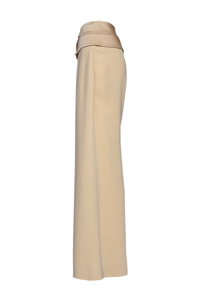THE OBI STRETCH VISCOSE PANTS (CHAPTER THREE by Arjí©)