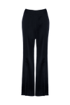 THE CORI ORIENTAL VISCOSE SLIT PANTS