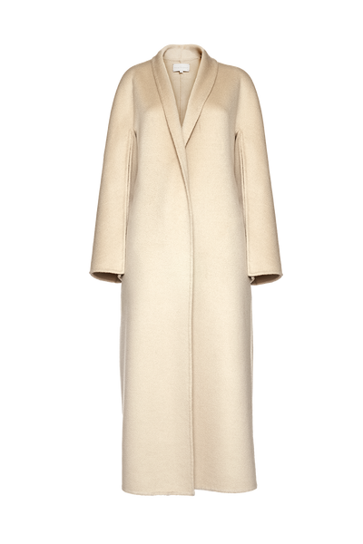 THE DAWN DOUBLE FACE CASHMERE COAT (CHAPTER THREE by ArjÌ_å©)