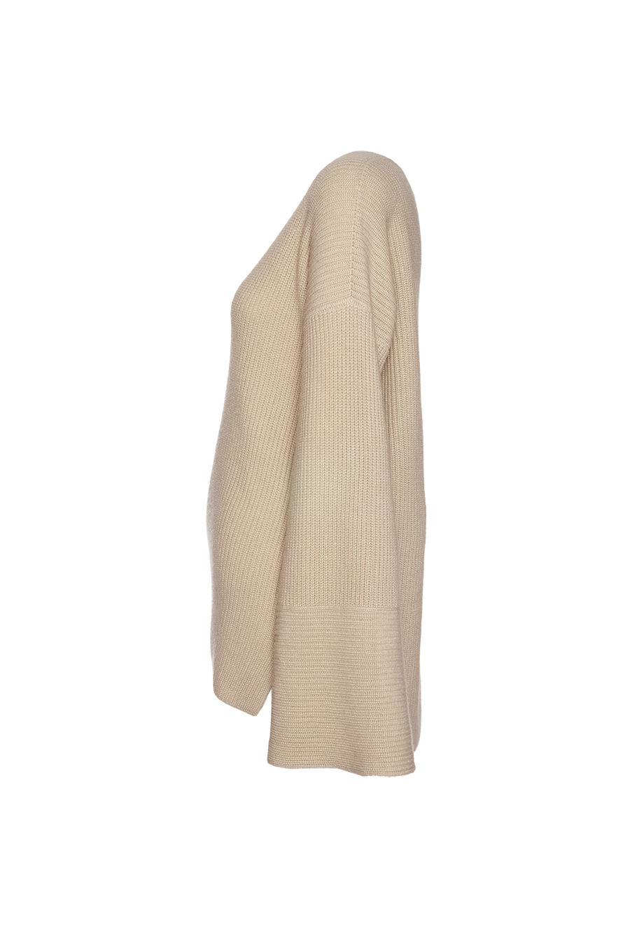 THE CORTINA CASHMERE BLEND VNECK SWEATER