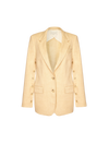 THE NORA STRETCH LINEN BLAZER