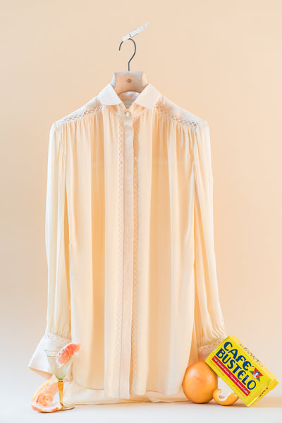 THE CELIA SILK SHIRT