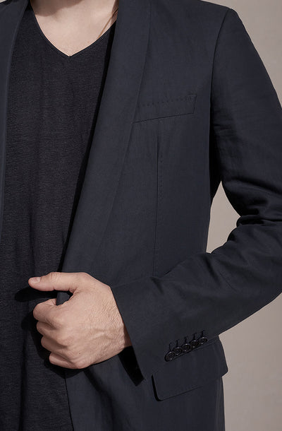 THE BORGO SMOKING JACKET