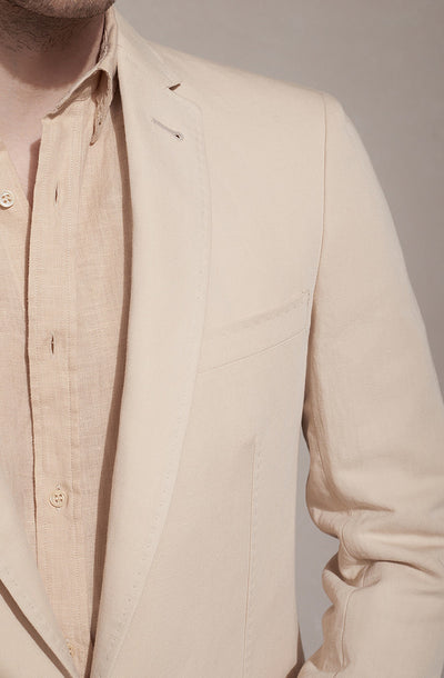 THE LEO LAPEL BLAZER