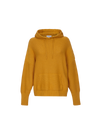 THE CLEMENT CASHMERE BLEND HOODY SWEATER