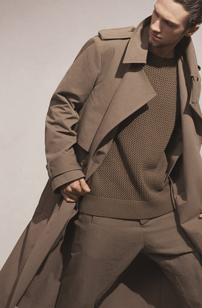 THE LAYER TRENCH