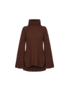 The Mayka Cashmere Blend High Neck Sweater