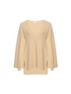 THE PATMOS OPEN SLEEVE VNECK KNIT