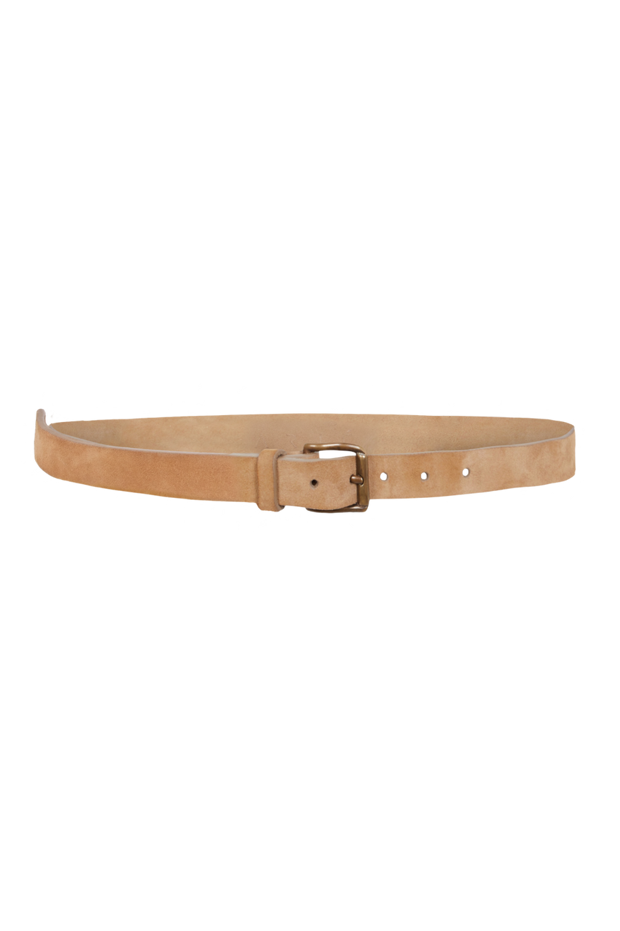 THE ALBI SUEDE NARROW BELT