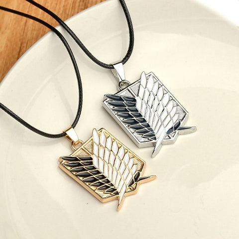 Attack on Titan Necklaces
