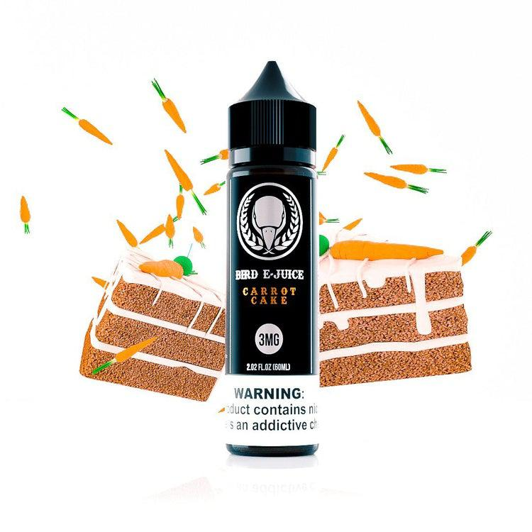 Carrot Cake-Max VG-BIRD E-JUICE