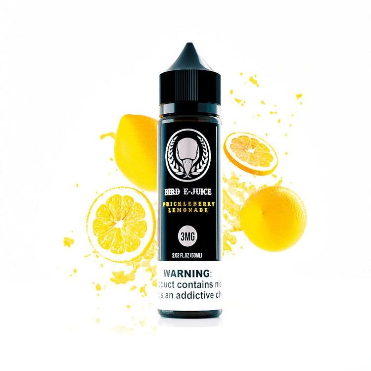 Prickleberry Lemonade-Max VG-BIRD E-JUICE