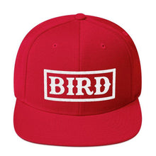 BIRD Thicc Letters Snapback Hat-Max VG-BIRD E-JUICE