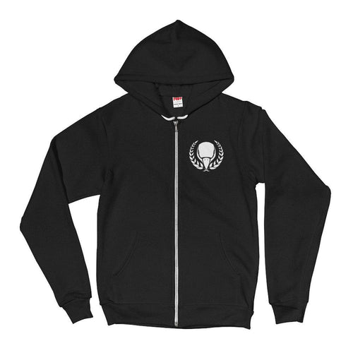 BIRD E-JUICE Fleece Zip Hoodie-Max VG-BIRD E-JUICE