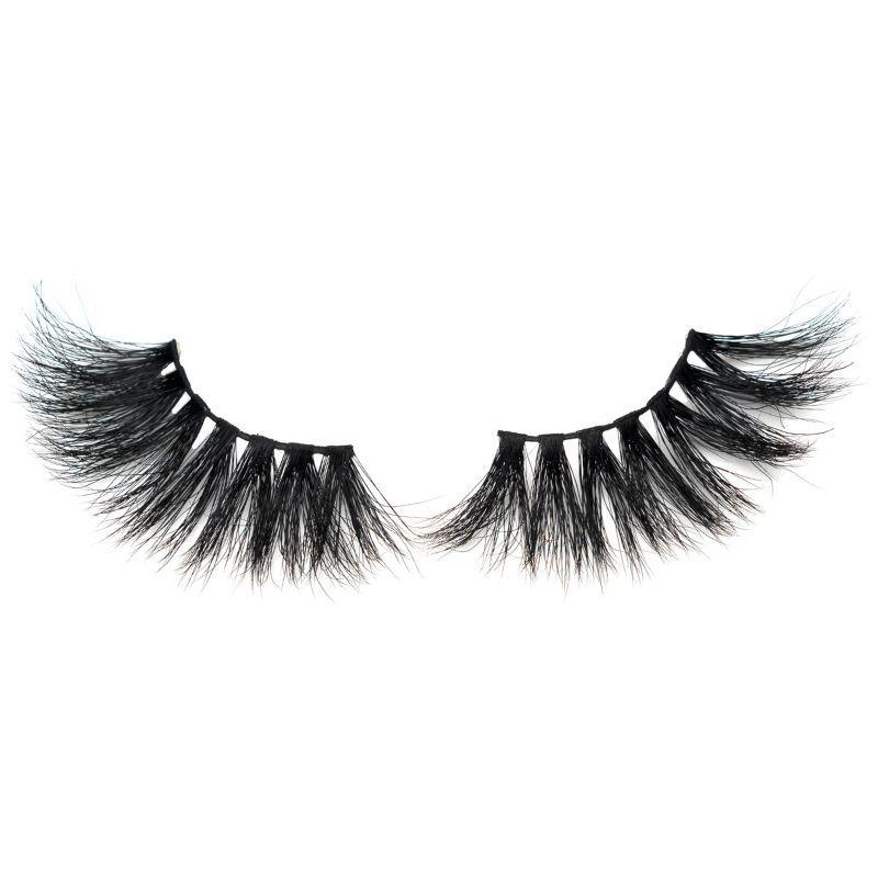 April 3D Mink Lashes 25mm - Sakema Premium Hair Extensions