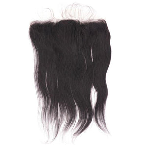 Straight HD Lace Frontal - Sakema Premium Hair Extensions