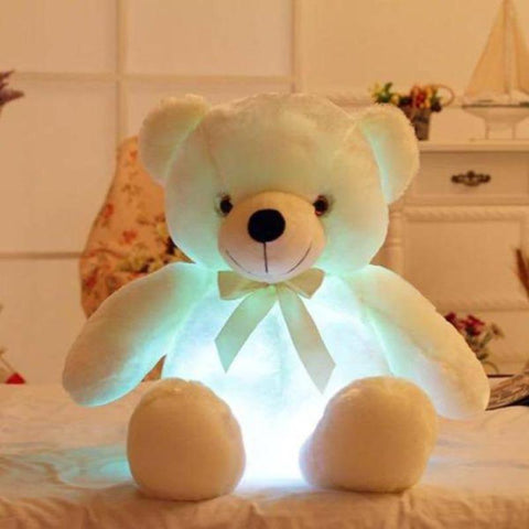 Image of glowing teddy bear - Gifts For Family Online