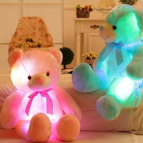 Image of teddy bear lamp - Gifts For Family Online