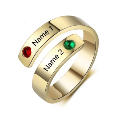 personalized ring - Gifts For Family Online