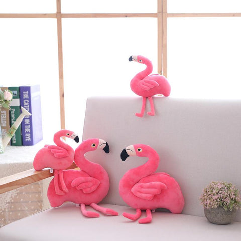 Image of flamingo plush toy - Gifts For Family Online