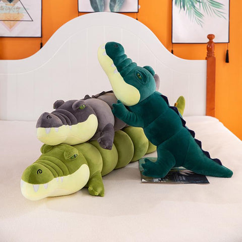 Image of crocodile stuffed - Gifts For Family Online