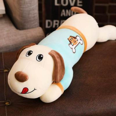 Image of plush stuffed dog - Gifts For Family Online